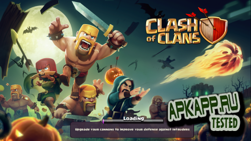 Clash of Clans v8.709.23