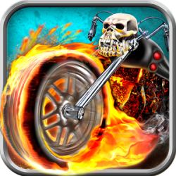 Bike Race Run in Racing Temple v1.1