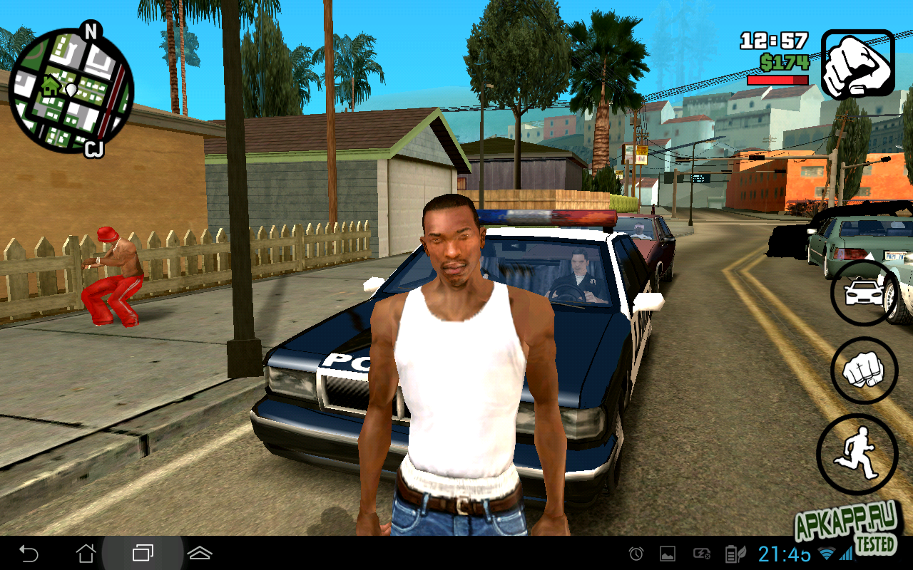 Download gta san andreas for free in vivo android mobile with gta.