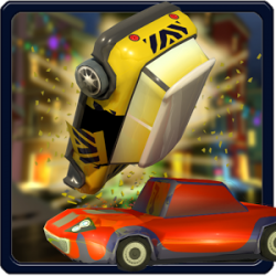 Traffic Rush Winters 3D v.2.0.1