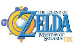 The Legend of Zelda: Mystery of Solarus DX v1.0