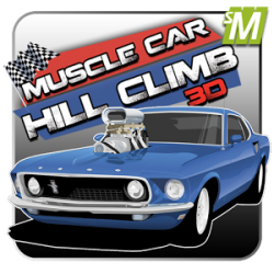 3d Hill Climb Muscle Cars 2014 v0.98