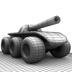 Six Wheels and a Gun v1.44