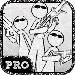 Shooting Sketch Stickman v1.0