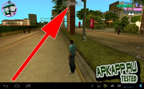 GTA Vice City Cheater v1.6