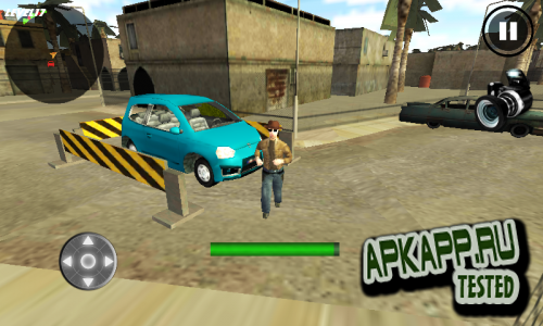 Arab Village Parking King 3D v1.1