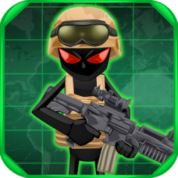 Stickman Commando Assassin 2 v1.0