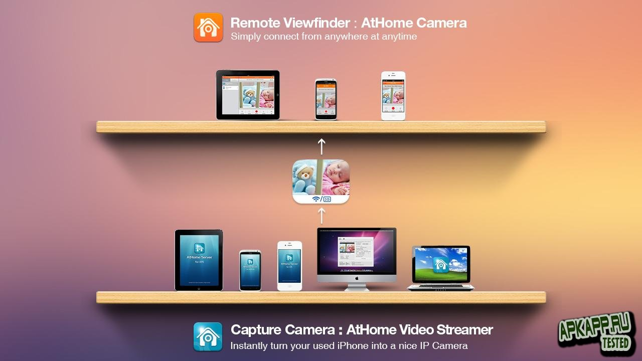 AtHome Camera -Home Security - Download