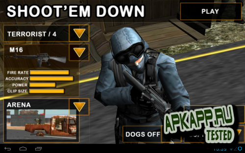 Shoot`Em Down: Shooting game v2.8