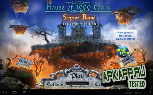 1000 Doors Hidden Object Full v1.0.0