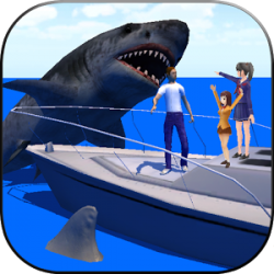 Shark Attack 3D Simulator Pro v1.0