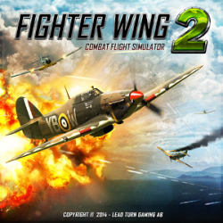 FighterWing 2 Flight Simulator v2.21