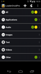 Loader Droid download manager v0.9.9