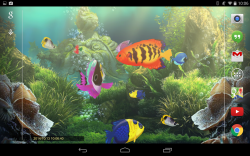 Exotic Aquarium LWP Ultimate v1.0.2