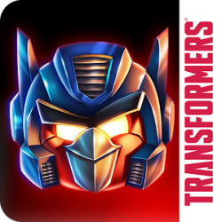 Angry Birds Transformers v1.29.10