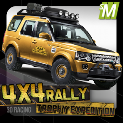 4x4 Rally Trophy Expedition v1.02