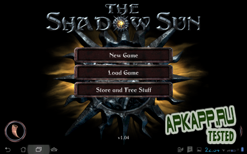The Shadow Sun v1.10