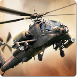 GUNSHIP BATTLE: Helicopter 3D v1.4.4