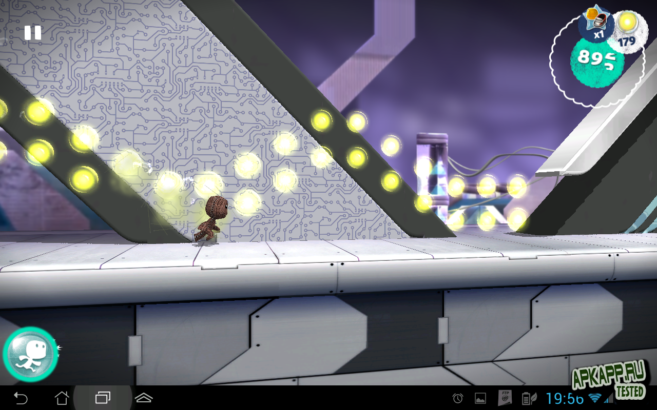 Скачать run sackboy run на пк