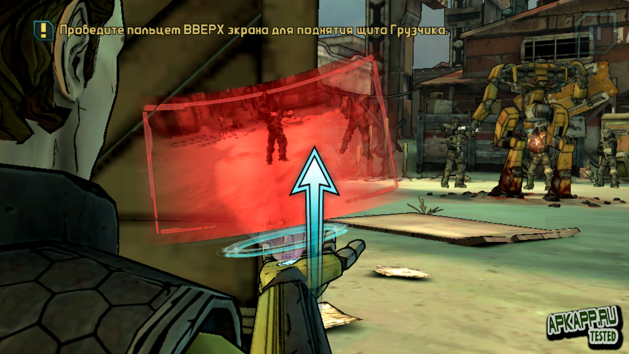 Borderlands 2-Vedroid play - YouTube