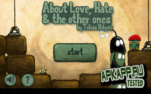 About Love, Hate and the other ones v0.1.8
