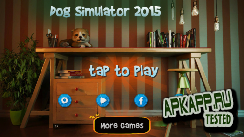 Dog Simulator v1.1.0