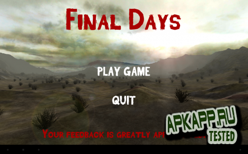 Final Days - Zombie Survival v4.5