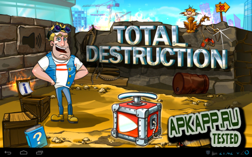 Total Destruction: Blast Hero v1.0.3