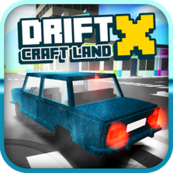 Drift X - Craft Land v1.0