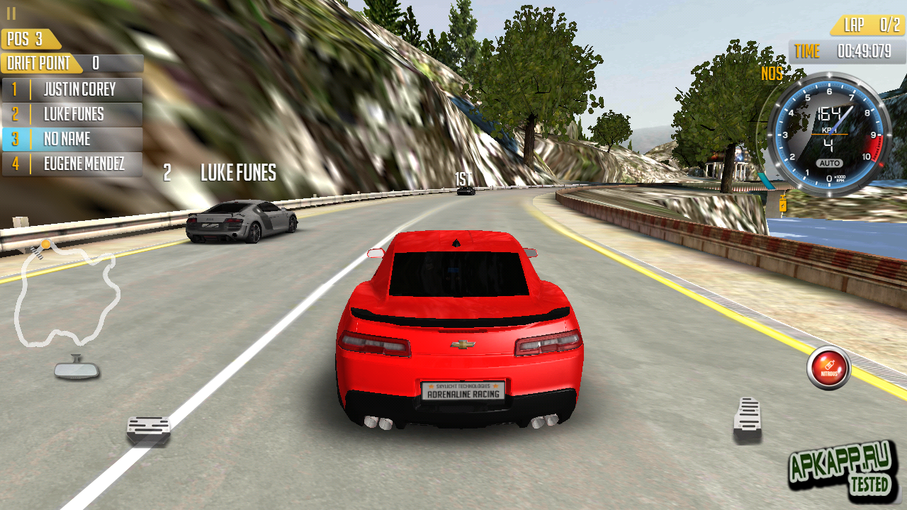 Adrenaline Racing Hypercars Android Skachat