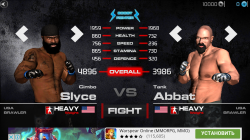 MMA Fighting Clash v1.058