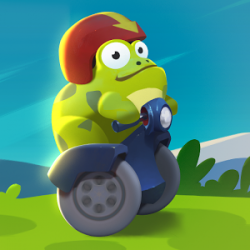 Ride with the Frog v1.0