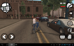 Grand Theft Auto: San Andreas v1.08