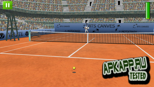 First Person Tennis v.1.5