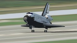 F-Sim Space Shuttle v1.0