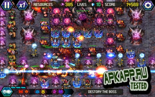 Tower Defense: Lost Earth v1.3.3