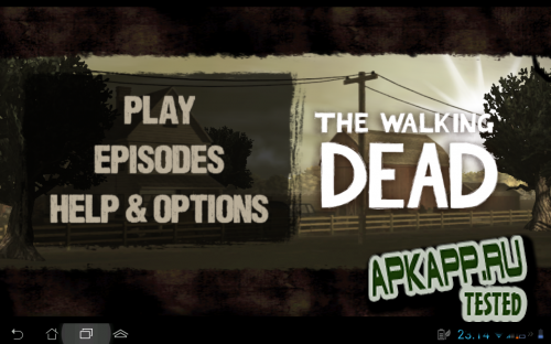 The Walking Dead: Season One v1.0.5