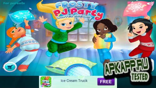 Frosty PJ Party v1.0.0