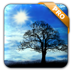 Blue Sky Pro Live Wallpaper v1.5.2