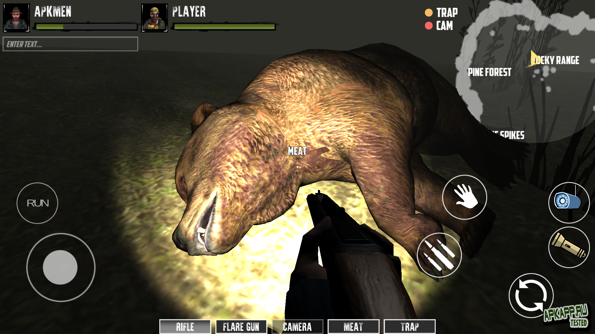 Description: The game Bigfoot Monster Hunter Online is a kind of hunter simulator, with which many are already familiar, it was recently presented on our website, but it was the previous version of the game, and now you have the newest, which has received a long-awaited opportunity - online mode!. The game was prepared by the same developers as the last part, they are called OneTonGames and ...